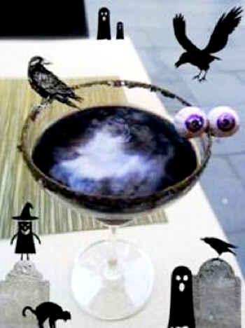 KinhNghiemDuLich.org   12 món ăn trong đêm Halloween