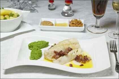 Bữa ăn truyền thống của người Na Uy