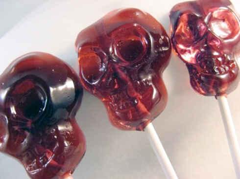KinhNghiemDuLich.org  Kẹo Halloween hình thù kỳ quái