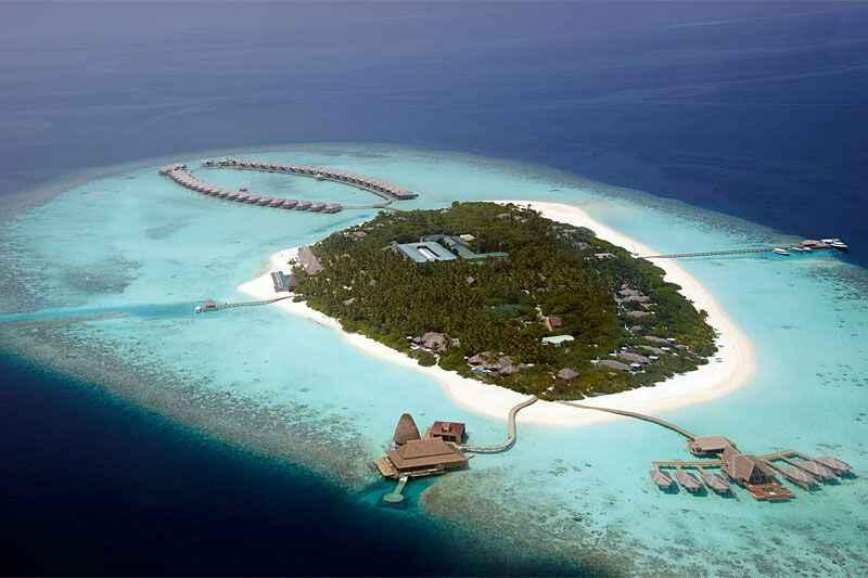 KinhNghiemDuLich.org  Hình ảnh 20 khu resort trong mơ