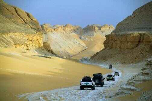 Sotaydulich Sotay Dulich Khampha Kham Pha Bui Sahara ký sự -  Kỳ 1: Dọc miền Sahara