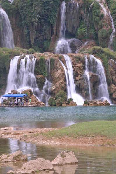 Sotaydulich Sotay Dulich Khampha Kham Pha Bui Bản Giốc ngọn thác phía đỉnh trời ban gioc ngon thac phia dinh troi