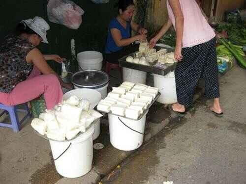 KinhNghiemDuLich.org  Chợ quê trong phố
