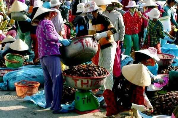 Chợ sò Hà Thủy