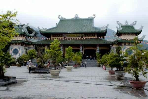 KinhNghiemDuLich.org  Chua Linh Ung tren nui Son Tra