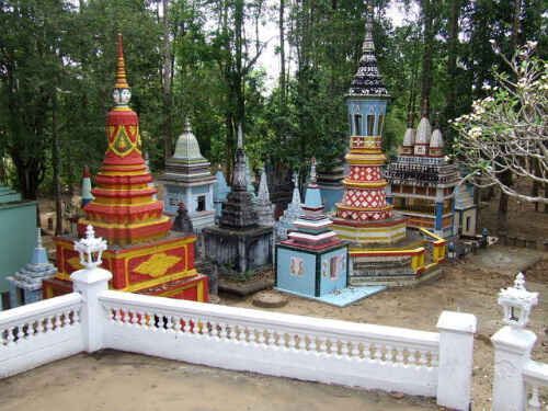 KinhNghiemDuLich.org  Khám phá bốn ngôi chùa nổi tiếng nhất miền Tây