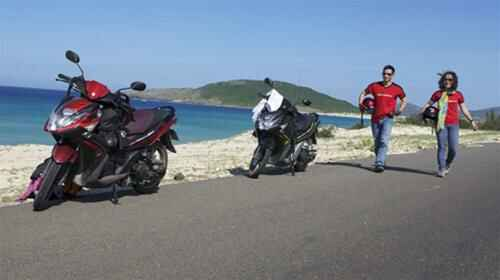 Nam Trung bộ - hành trình xanh