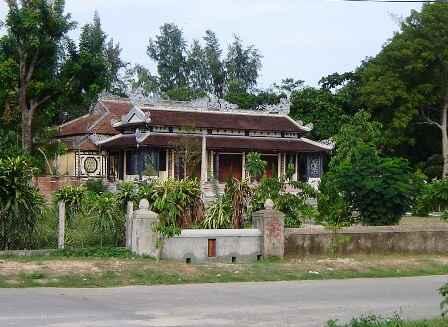 Quốc Ân Tự - chốn thiêng liêng cửa Phật
