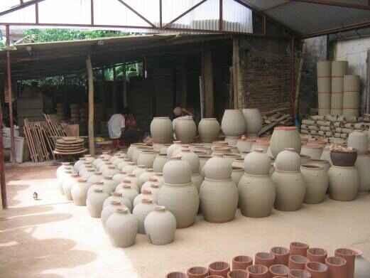 KinhNghiemDuLich.org  Thăm làng gốm Phù Lãng