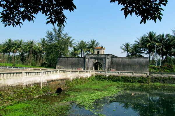Về thăm Thành cổ Quảng Trị