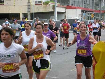 KinhNghiemDuLich.org  Cuoc thi marathon va marathon cu ly ngan va nhac dong que
