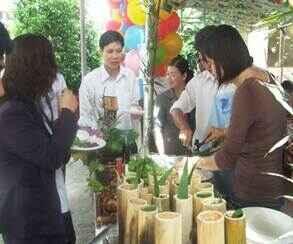 Lễ hội ẩm thực chào mừng ngày thành lập Hội LHPN Việt Nam