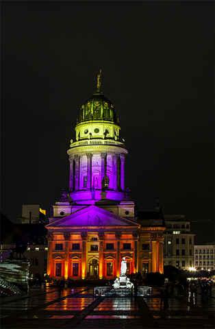 KinhNghiemDuLich.org  Lễ hội ánh sánghuyền ảo ở Berlin