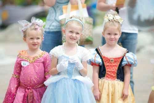 KinhNghiemDuLich.org  Princess Festival