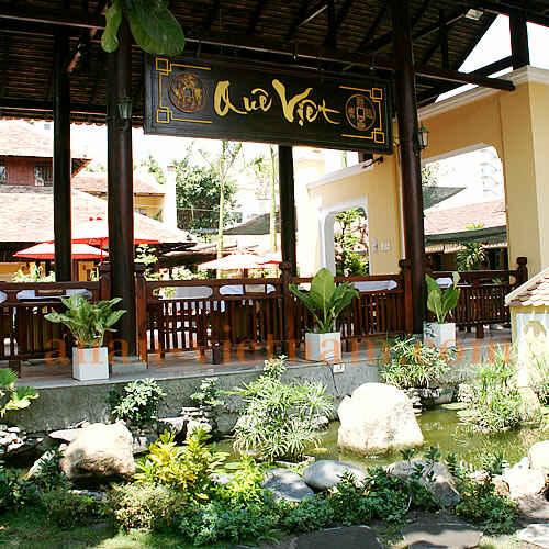 Quê Việt - Nhà hàng Việt