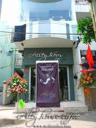 Sotaydulich Sotay Dulich Khampha Kham Pha Bui Alley House Coffee