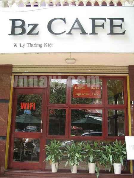 BZ Cafe