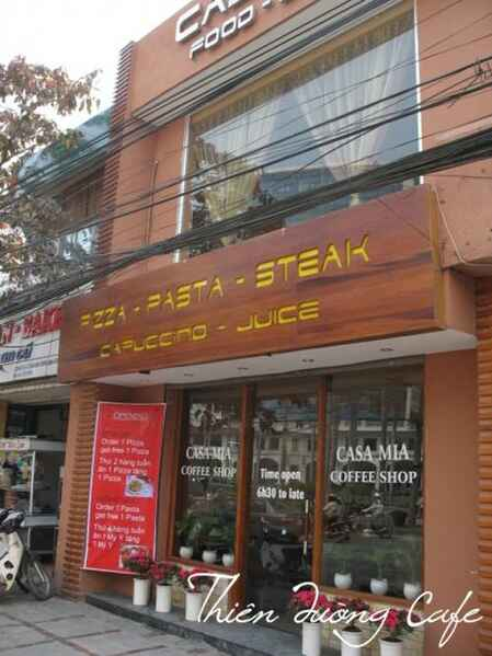 Casa - Mia Cafe