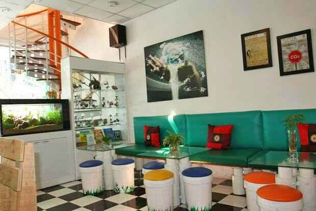 Eco Drynks Coffee Shop
