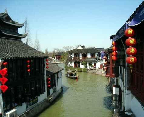 10 cổ trấn đẹp như mơ của Trung Quốc