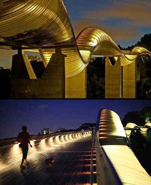 Những cây cầu không tưởng