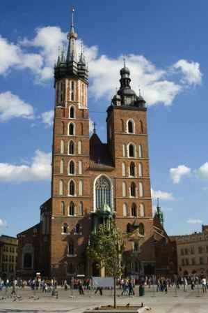 Những nơi du lịch hấp dẫn tại Ba Lan