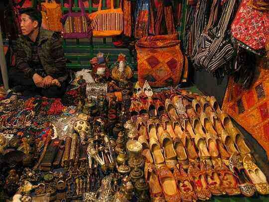 Chợ đêm Temple Street