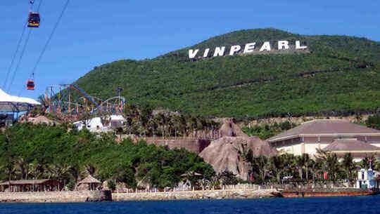 Du lịch Nha Trang - Vinpearl Land Nha Trang