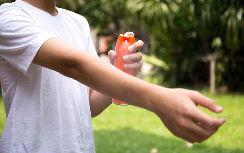 8 mẹo hay để phòng chống muỗi đốt trong khi đi du lịch