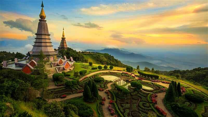 Nên đi du lịch nước nào ở châu Á: Những điểm đến mà bạn nên ghé chân